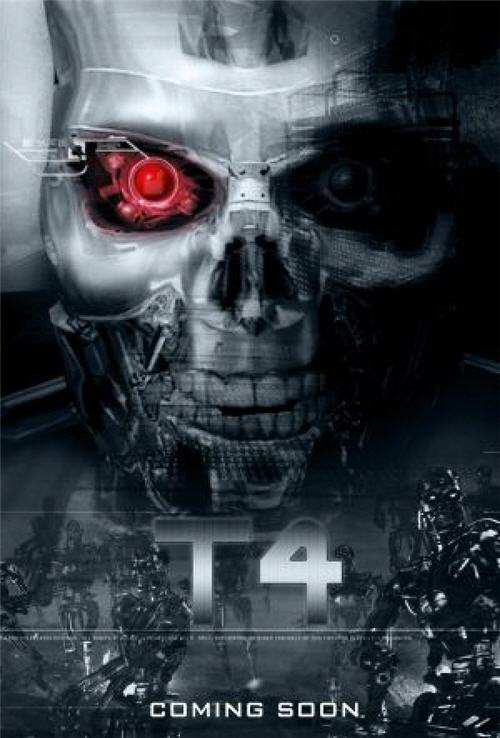 Terminator salvation babbleon 5 movie reviews terminator salvation poster thecheapjerseys Image collections
