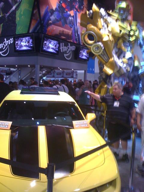 Comic Con Bumblebee