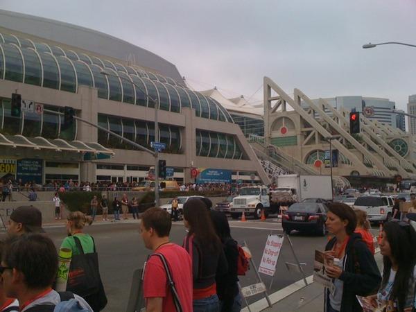 Comic Con Center