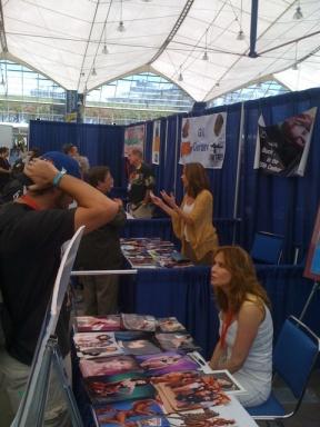 ComicCon Buck Rogers