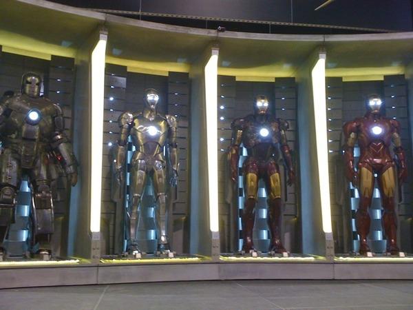 ComicCon Ironmen