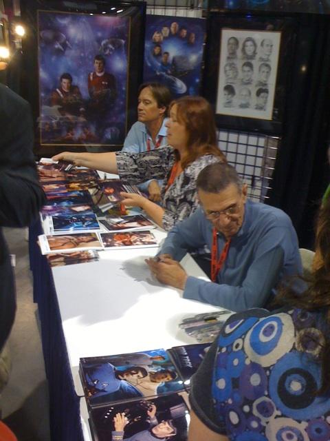 ComicCon Spock