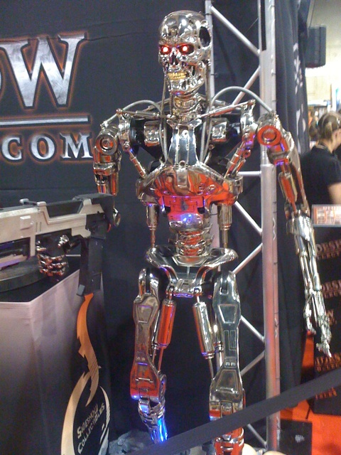 ComicCon Terminator