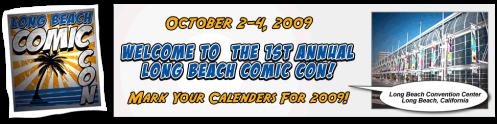 LB Comic Con