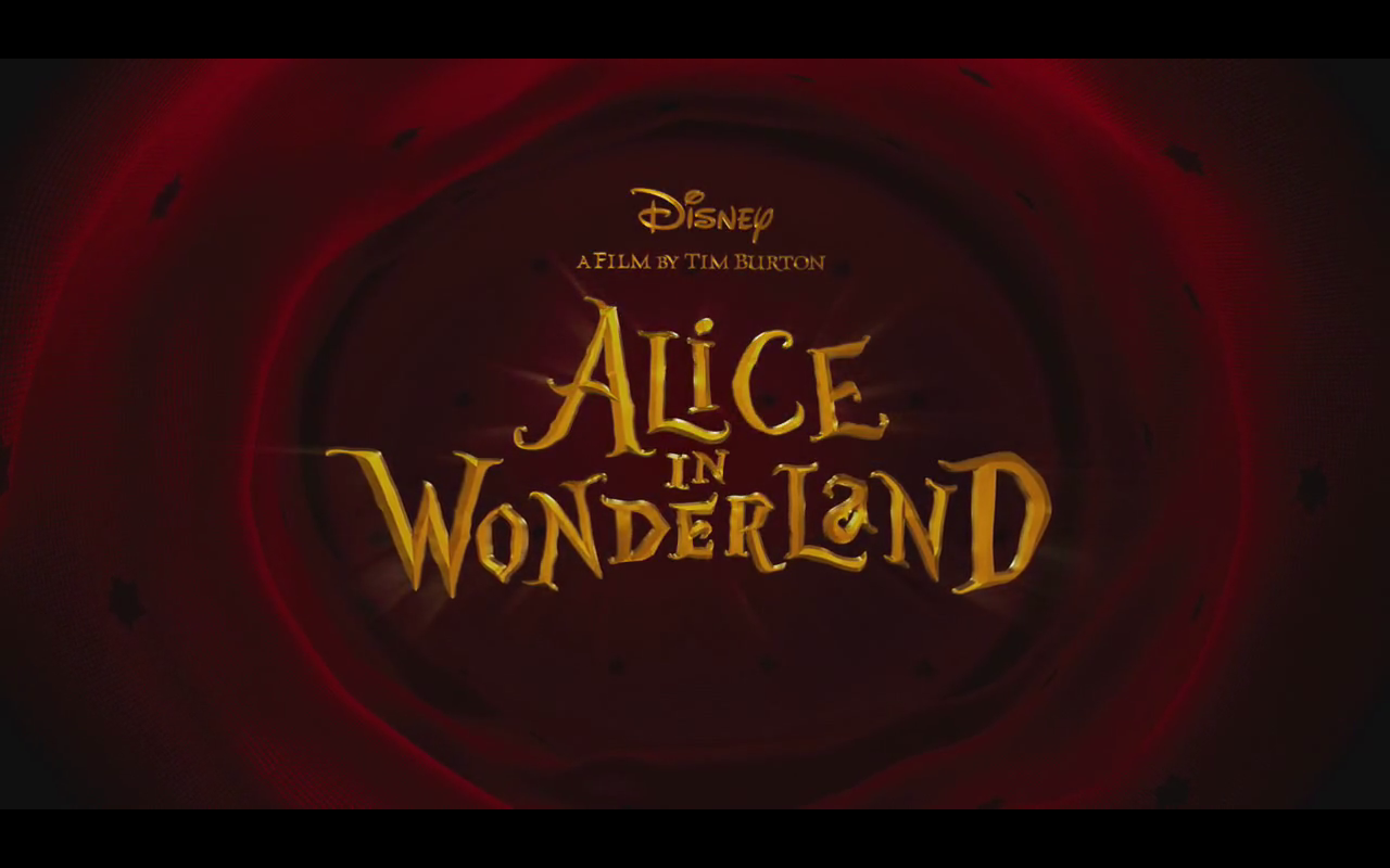 Alice In Wonderland 2010 Hulu