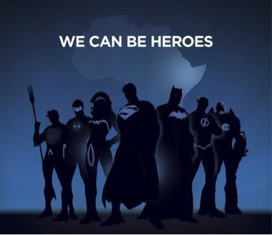 dc comics horn of africa