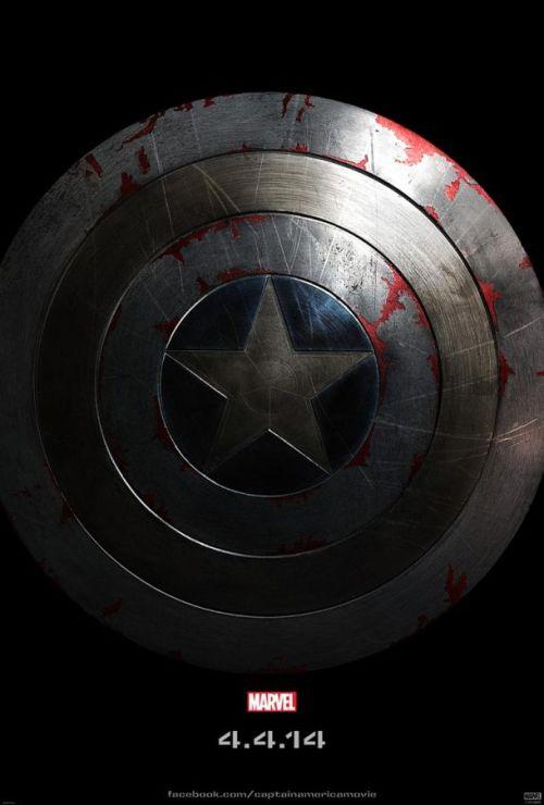 Marvel's Captain America: Winter Soldier teaser poster