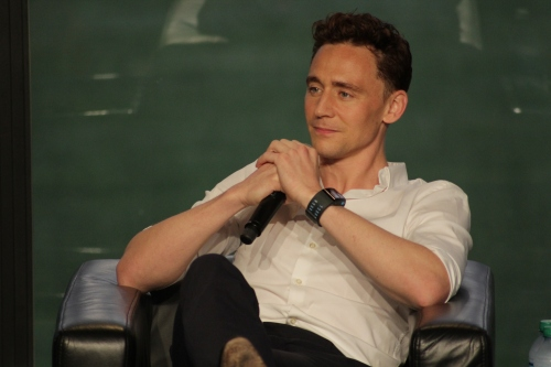 """Tom being a """"darling.""""  (Photo credit: Sean Connelly)"""