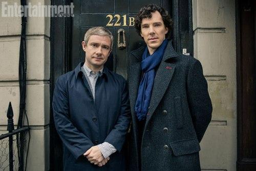 'Sherlock' season 3 premiere date
