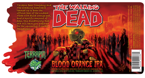 Terrapin-Walking-Dead-Beer-Label